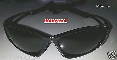 Safety Glasses Honeywell Polarised SolaPro 2 with neck cord & pouch