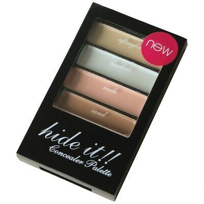 Palette anti-imperfection - correcteur  - anti-cernes - Concealer palette