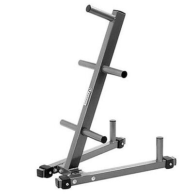 Keys Fitness Olympic Weight Plate Storage Tree Light Commercial