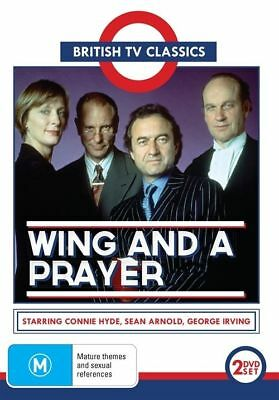 Wing And A Prayer : Series 1 (DVD, 2013, 2-Disc Set) BRAND NEW SEALED