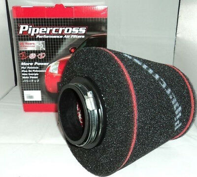 Pipercross Universal Air Filter 70x200x200 C0177 VAUXHALL CORSA VXR 1.6 TURBO