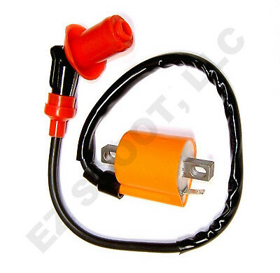 High Performance Ignition Coil 1E40Qmb Jog Minarelli  2Stroke Scooter Yamaha 50