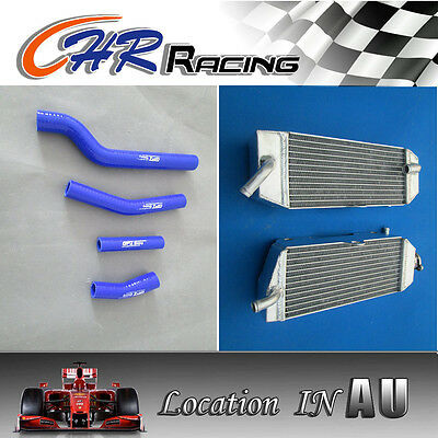 radiator and hose FOR Yamaha YZF450 YZ450F WRF450 WR450F 03 04 05 2003 2004 2005