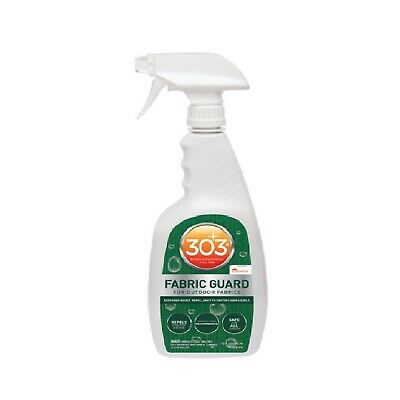 303 Products 30606 Fabric Guard Water Repellent 32oz Spray Bottle for Fabrics