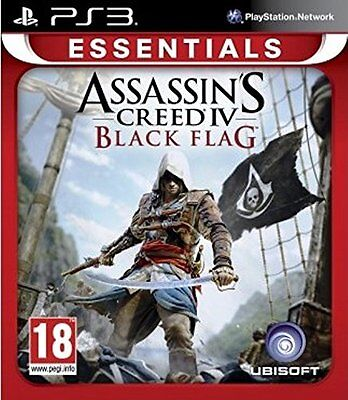 PS3 Spiel Assassin's Creed 4 IV Black Flag NEU