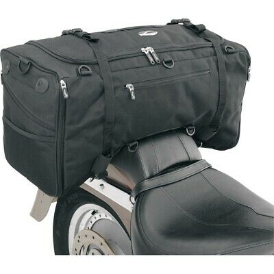 Saddlemen TS3200DE Deluxe Sport Soft Tail Bag for Harley & Metric