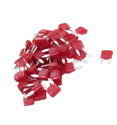25x Mini Blade Fuses 5 Amp Car Auto Van Motorbike Electrical Blade Fuse 5a ATM