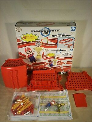K'NEX MarioKart Wii Track Expansion Pack Never Used