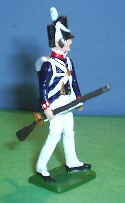 TOY SOLDIERS METAL NORTH AMERICAN  WAR OF 1812 AMERICAN SOLDIER #2 54MM