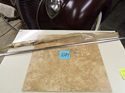 NOS 1967 Ford Galaxie Front Fender Moulding