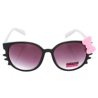 New Hello Kitty Style Bow & Lashes Cute Fashion Sunglasses Various Colors KT-02
