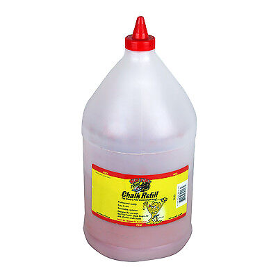 Big Foot Tools 51223 5LB Red Professional Marking Chalk Refill Container