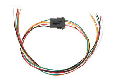 JST 2.5mm SM 6-Pin Male Female Connector housing with wire 300mm x 10 pairs