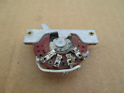 1977 FENDER SWITCH -- made in USA