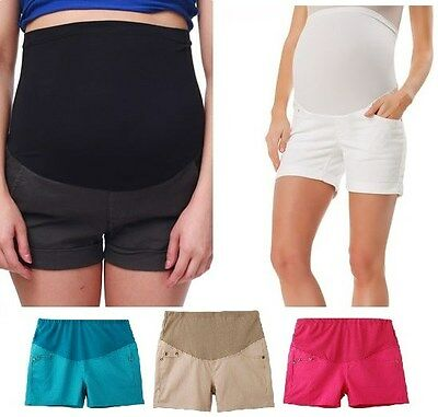 Maternity shorts,summer beach maternity dress,pregnancy trousers pants shorts