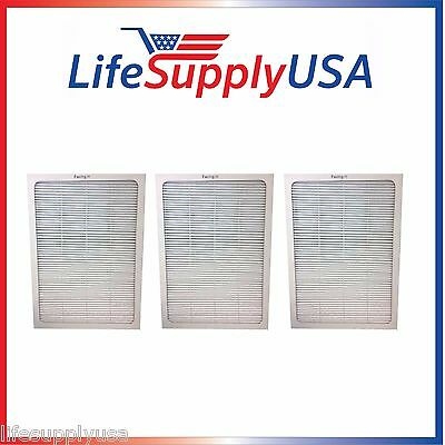 3 Air Purifier Filter For BlueAir 500/600 Series with built in carbon