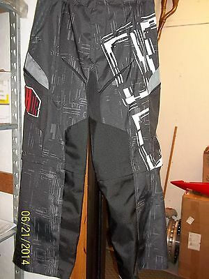 New Thor S4 Static Pant Boxed Black Adult Size 34 29014618