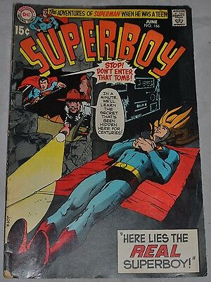 DC Comics.Superboy #166 (Jun 1970, DC)