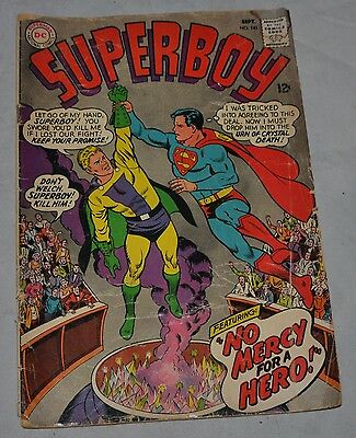 DC Comic. Superboy  #141 (Sep 1967, DC)