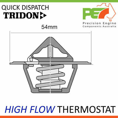 New Genuine * TRIDON * High Flow Thermostat For Jeep Cherokee XJ Sport 4.0L