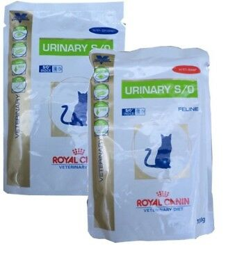 24xChicken + 24xBeef = 48x100g Royal Canin Urinary S/O Frischebeutel  Diet