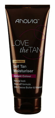 Anovia Love The Tan Self Tan Lotion Light/Medium