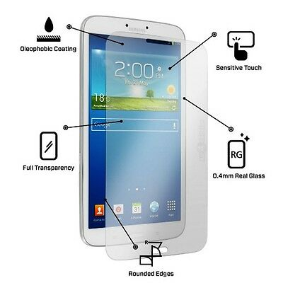 Tempered Glass Screen Protector for Samsung Galaxy Tab 3 7.0 Inch P3200 Tablet