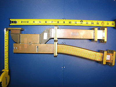 Waveguide assembly:   6.0 -6.7 GHz