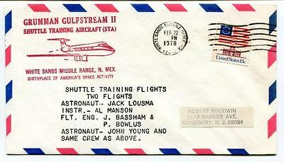 1978 Grumman Gulfstream II Shuttle Training Aircraft White Sands Missile Range