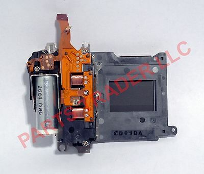Canon EOS 7D Replacement Shutter Unit Assembly Repair Part New OEM CG2-2527-010