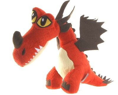 "New 10"" Dreamworks How To Train Your Dragon 2 Monstrous Nightmare Plush Soft Toy"