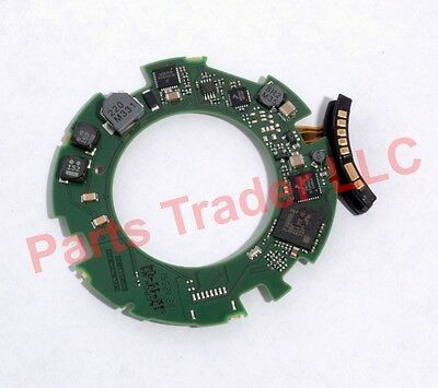 Canon EF-S 15-85mm f/3.5-5.6 IS USM Main PCB Board Unit Part New YG2-2637-000