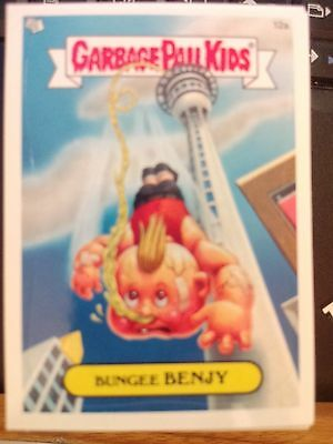 Garbage Pail Kids 2003 All-New Series 2 #12a Bungee Benjy NrMint-Mint