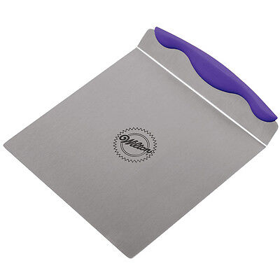 """Wilton Cake Lifter - Lift Up To 12"""" Cakes Perfectly Everytime! - Stainless Steel"""