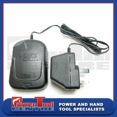 Brand New Genuine Black & Decker 18v A18 A1718 and A18E Slide on Battery Charger