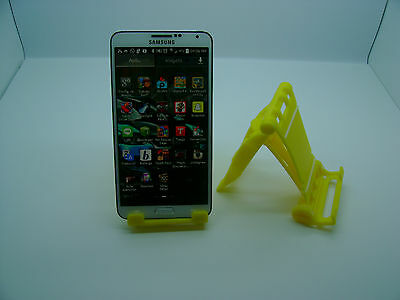 LOT OF 100 NEW STAND HOLDER CELL PHONE DISPLAY 1 in 1 BL03 YELLOW