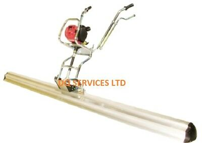 Belle Easy Screed Pro, Concrete Vibrating Tamp Beam Finisher