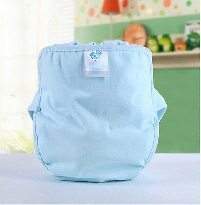 BBY 1 Pc 3 PCS Adjustable Reusable Baby Washable Cloth Diaper Nappies Waterproof