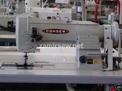 Consew 2 Needle Walking Foot Sewing Machines 339Rb-4