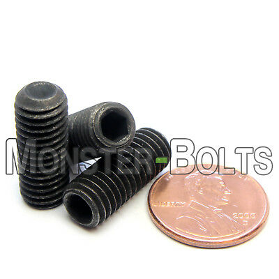 DIN 916 CUP Point Socket SET SCREWS Allen Qty 10 4mm x 0.70 x 20mm M4 Grub