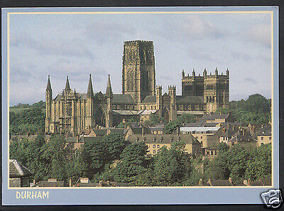 Durham Postcard - Durham Cathedral From North East  LC3096