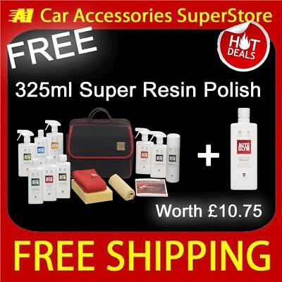 Autoglym Perfect Bodywork Interior Wheels Collection Valeting Gift Kit  FOC GIFT