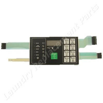Keypad, Touchpad For Speed Queen Washer Part# F0231582-03