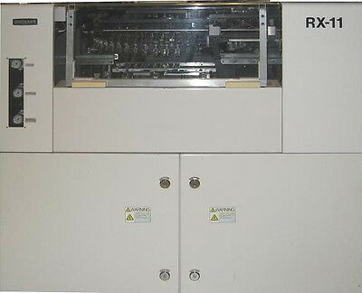 TDK RX 11 - Chip Component Mounter - Pick and Place