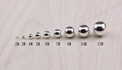 Wholesale Tibetan Silver Spacer Charms Beads 3MM 4MM 5MM 6MM 8MM