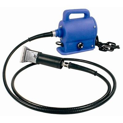 Double K - Groomer's Edge Variable Speed Portable Clipper, 5 ft Cable