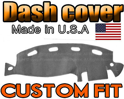 BLACK fits 2006-2008  DODGE RAM  1500  DASH COVER MAT DASHBOARD PAD