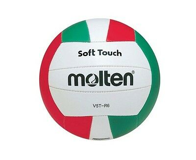 New Molten V5T-R6 Lightweight & Waterproof Volleyball 18 Panel Official Size 5