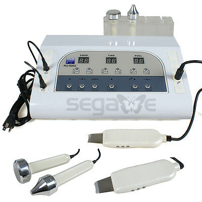 New Style 3In1 Diamond Microdermabrasion Dermabrasion Facial Peel Beauty Machine