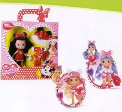 I Love Minnie Abiti E Accessori Con Bambola 08512